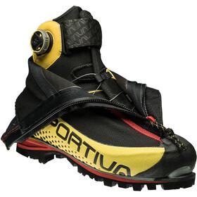 La Sportiva G5 Boots Herre black/yellow